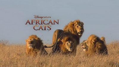 African Cats. Disneynature. Трейлер к фильму о животных
